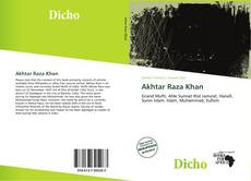 Bookcover of Akhtar Raza Khan
