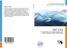 Bookcover of 2001 in Art
