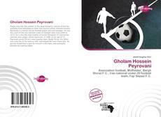 Gholam Hossein Peyrovani kitap kapağı