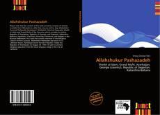 Обложка Allahshukur Pashazadeh