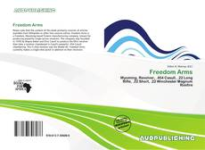 Freedom Arms kitap kapağı