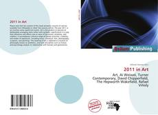 2011 in Art kitap kapağı