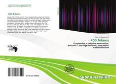 Bookcover of .450 Adams
