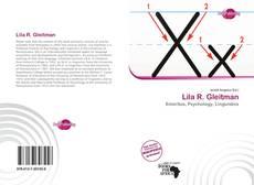 Обложка Lila R. Gleitman