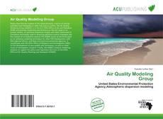 Copertina di Air Quality Modeling Group