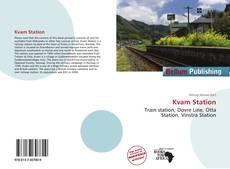 Bookcover of Kvam Station