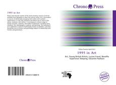 Bookcover of 1995 in Art