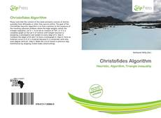 Bookcover of Christofides Algorithm
