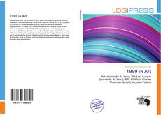 Bookcover of 1999 in Art