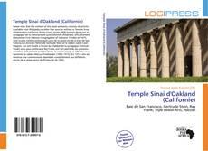 Bookcover of Temple Sinai d'Oakland (Californie)