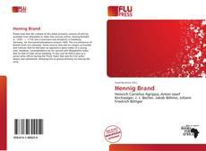 Bookcover of Hennig Brand