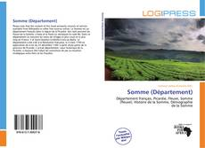 Portada del libro de Somme (Département)