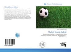 Couverture de Mehdi Seyed-Salehi