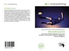 Bookcover of Armando Lozano