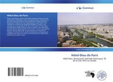 Bookcover of Hôtel-Dieu de Paris