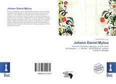 Johann Daniel Mylius的封面
