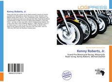 Bookcover of Kenny Roberts, Jr.