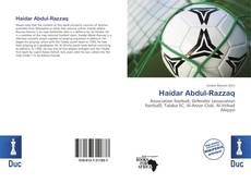 Bookcover of Haidar Abdul-Razzaq