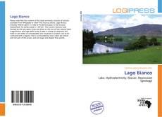 Capa do livro de Lago Bianco
