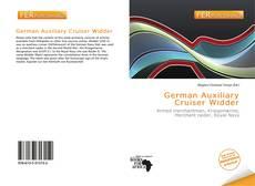 Buchcover von German Auxiliary Cruiser Widder