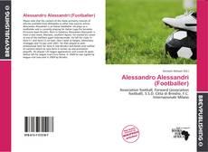 Bookcover of Alessandro Alessandrì (Footballer)