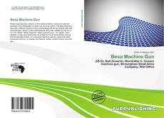 Bookcover of Besa Machine Gun