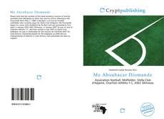 Me Aboubacar Diomande kitap kapağı