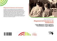 Régiment d'infanterie de forteresse的封面