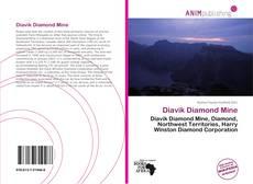 Bookcover of Diavik Diamond Mine