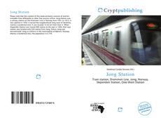 Portada del libro de Jong Station