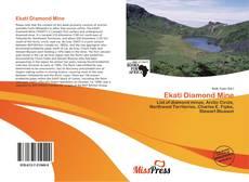 Bookcover of Ekati Diamond Mine