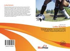 Capa do livro de Lotta Schelin