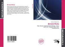 Обложка Bristol Riots