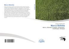 Portada del libro de Marco Ballotta
