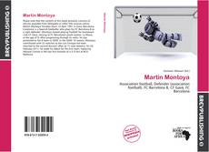 Buchcover von Martín Montoya