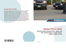 Borítókép a  Boston Police Strike - hoz