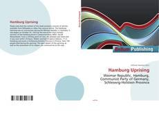 Buchcover von Hamburg Uprising