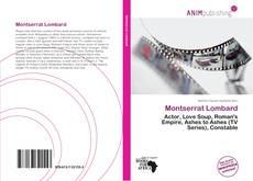 Portada del libro de Montserrat Lombard