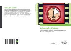 John Light (Actor)的封面