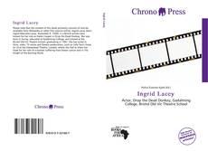 Buchcover von Ingrid Lacey