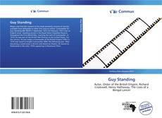 Portada del libro de Guy Standing