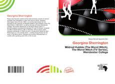 Copertina di Georgina Sherrington