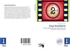 Bookcover of Kaya Scodelario