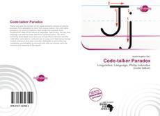 Code-talker Paradox的封面