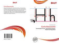 Carla Bazzanella的封面
