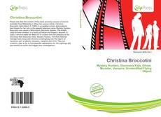 Обложка Christina Broccolini
