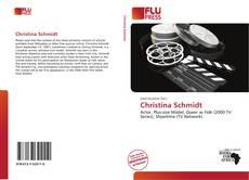 Обложка Christina Schmidt