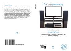 Jesse Moss kitap kapağı