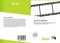 Bookcover of Karima Adebibe