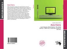 Capa do livro de Asia Vieira